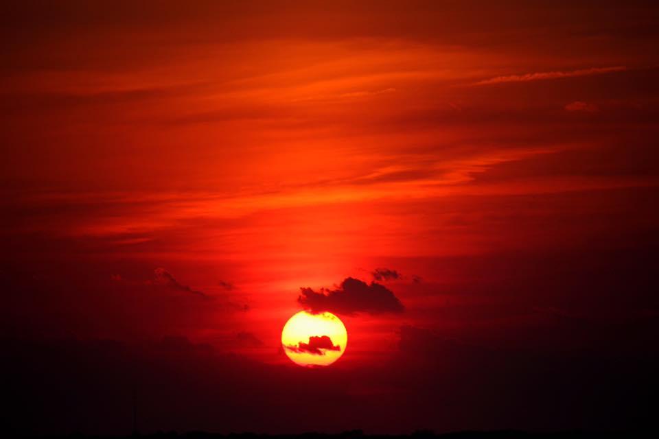 KR 36 ONLINE TIMPANE SUN BEFORE DUSK